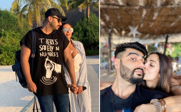 "PAST TENSE(D): When Arjun Kapoor Opened Up On Relationship With Malaika Arora: ""We're Not Doing Anything Wrong..."""