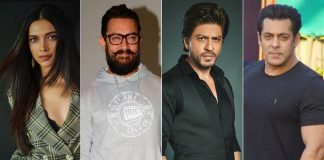 As Deepika Padukone Visits JNU, Netizens Slams Shah Rukh Khan, Aamir Khan & Salman Khan For Staying Silent