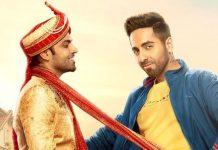 Ayushmann, co-actors at trailer success bash of 'Shubh Mangal Zyada Saavdhan'
