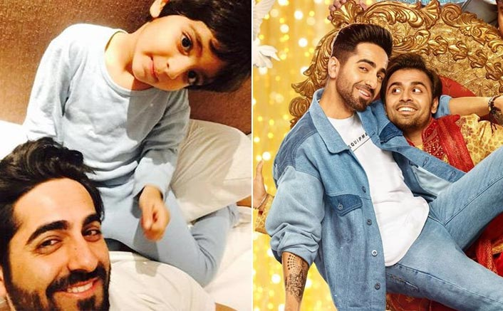 "Ayushmann Khurrana's Son On His Homosexual Character From Shubh Mangal Zyada Saavdhan: ""What's There Not Be Ok About"""