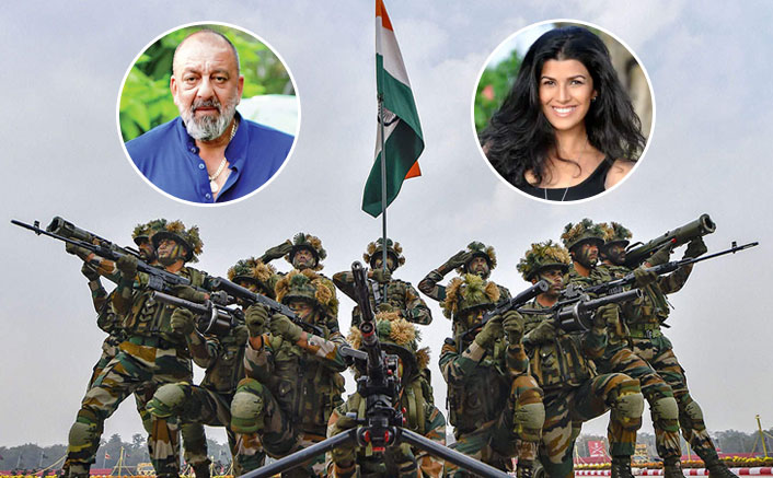 Army Day 2020: Sanjay Dutt, Sidharth Malhotra & Celebs Pay Tribute To The Courageous Soldiers