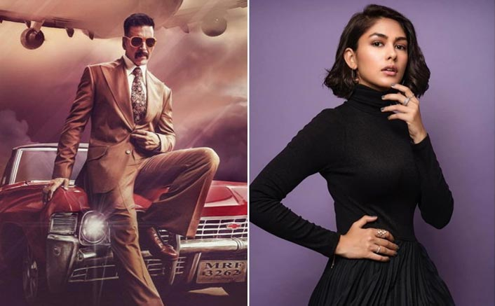 Bell Bottom: Mrunal Thakur Out As This Actress Makes Her Debut With Akshay Kumar's Film? - Koimoi