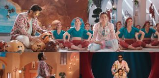 Bheeshma 'Whattey Beauty' Song Promo: Rashmika Mandanna & Nithiin Will Keep You Hooked To Their Moves From This Peppy Track