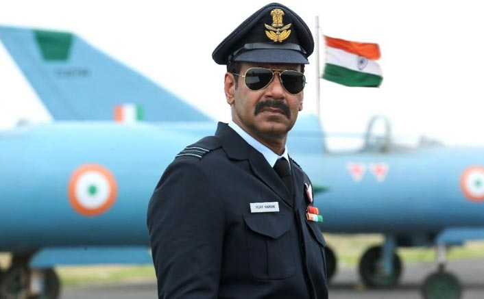 Bhuj: The Pride Of India: Ajay Devgn As The Airforce Pilot In The First Look Looks, Dapper & Proud