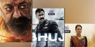 Bhuj: The Price Of India NEW Posters On 'How's The Hype?': BLOCKBUSTER Or Lacklustre?