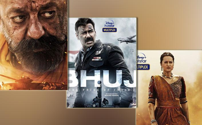 Bhuj: The price of India NEW posters on