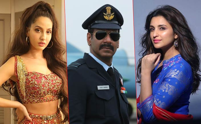 Bhuj: The Pride of India: Nora Fatehi Replaces Parineeti Chopra After The Actress Opts Out Of Ajay Devgn's Film