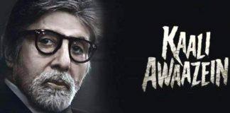 Big B presents RJ Mantra's audio horror show 'Kaali Awaazein'