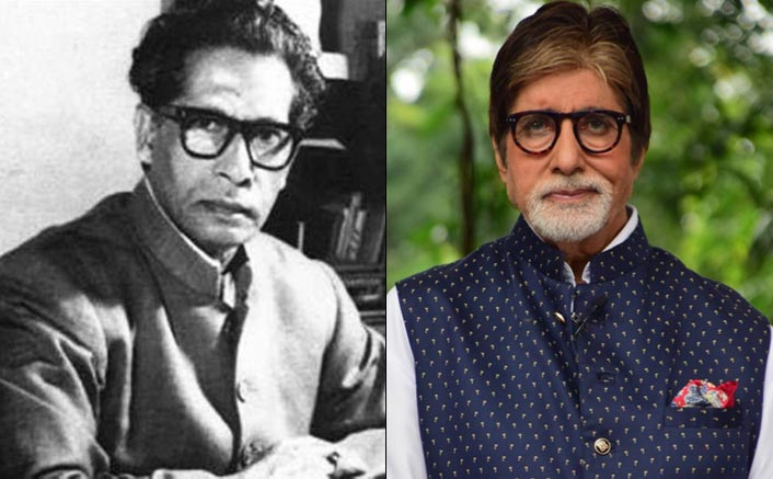 Big B remembers father Harivansh Rai Bachchan on death anniversary