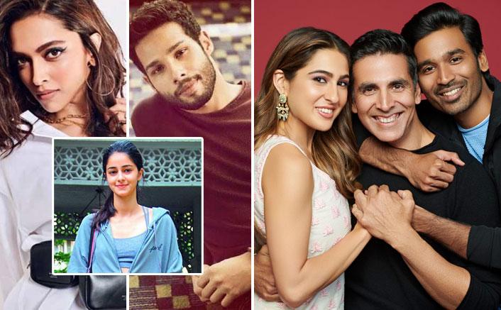 2020 Valentine's BATTLE: It's Going To Be Akshay Kumar-Sara Ali Khan-Dhanush's 'Atrangi Re' VS Deepika Padukone-Siddhant Chaturvedi-Ananya Panday's Next At The Box Office!