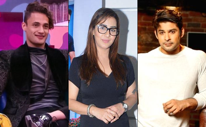 "Bigg Boss 13: Asim Riaz's Supporter Shilpa Shinde SLAMS Sidharth Shukla: ""Channel Ka Support Hai"""
