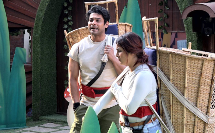 """Bigg Boss 13: OMG! Sidharth Shukla Tells Shehnaaz Gill """"I Can't Have People Like You In My Life"""""""