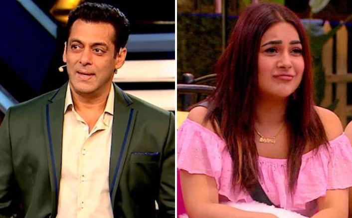 """Bigg Boss 13: Salman Khan Lashes Out At Shehnaaz Gill, Says, """"Mere Saath Mat Karna Ye Rona-Dhona"""""""