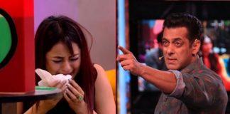 "Bigg Boss 13: Salman Khan Lashes Out At Shehnaaz Gill Says, ""4 Aadmi Kya Janne Lag Gaye Khud Ko Katrina Kaif Ban Gayi Ho"""