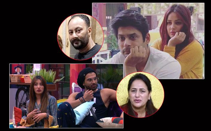 Bigg Boss 13: Shehnaaz Gill's Dad Asks To Get Over Sidharth Shukla's Obsession; Mahira Sharma's Mom Warns Paras Chhabra Against Kissing!