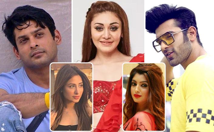 Bigg Boss 13: Sidharth Shukla, Shefali Zariwala Spot Paras Chhabra's Hickey On Mahira Sharma's Neck; Akanksha Puri, Are You Watching?