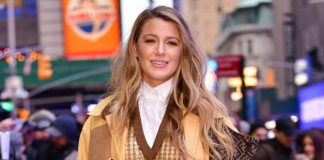 Blake Lively talks of her 'crazy' life With three kids