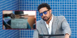 Bob Biswas: Abhishek Bachchan Starts Filming In Kolkata; Check Out A Glimpse Of His Look