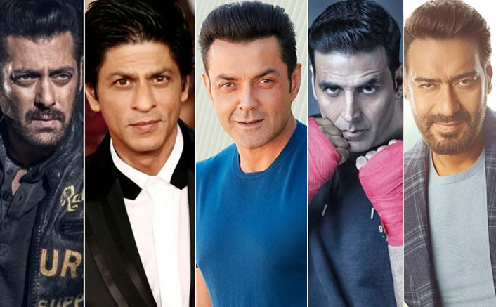 "Bobby Deol On Shah Rukh Khan, Salman Khan, Akshay Kumar, Ajay Devgn: ""I Can't Sit & See How Someone's Career Is Moving"""