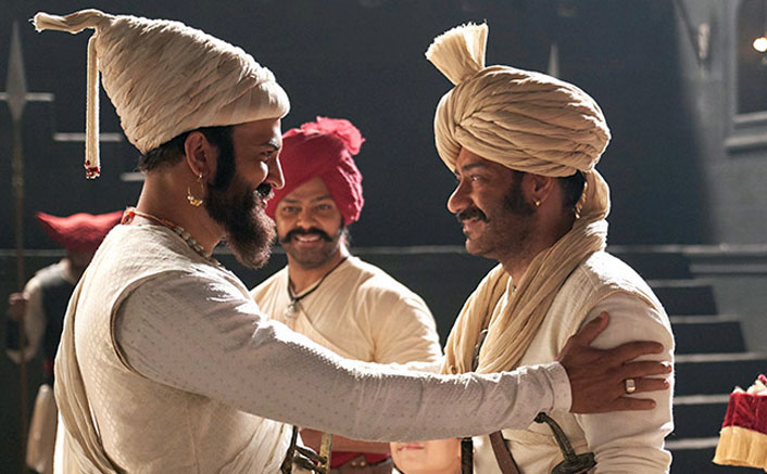Tanhaji: The Unsung Warrior Box Office Day 6: Ajay Devgn's Film Enters The 100 Crore Club