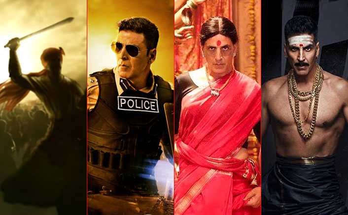 Box Office - Akshay Kumar scores a hat-trick of 200 Crore Club hits in 2019, will he do it again in 2020 with Sooryavanshi, Laxmmi Bomb, Prithviraj and Bachchan Pandey?