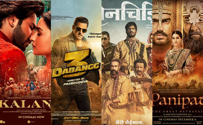 Box Office Disappointments Of 2019: From Kalank To Dabangg 3, Films That Clearly Under-Performed