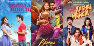 Box Office - New releases Bhangra Paa Le, Sab Kushal Mangal, Shimla Mirchi are very low | Jan 4