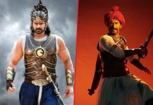 Box Office - Tanhaji - The Unsung Warrior has a roaring weekend, is competing with Baahubali - The Conclusion no less