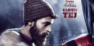 Boxer: Varun Tej Looks Intense In The Intriguing First Look Poster From His Sports Venture