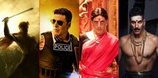 क्या अक्षय कुमार सूर्यवंशी, लक्ष्मी बॉम्ब और बच्चन पांडे के साथ 200 करोड़ की फिल्मों की फिर से हैट्रिक बनाएंगे?