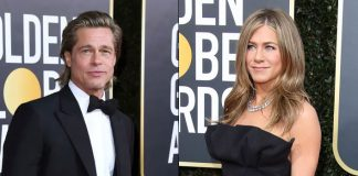 """""""Jennifer Aniston's Second Most Important Reunion Of The Year?"""": Brad Pitt On Bumping Into FRIENDS Actress"""