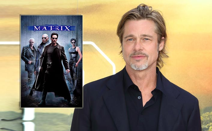 Brad Pitt OPENS UP About Leaving 'The Matrix' For Keanu Reeves