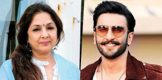 Breaking! Neena Gupta Confirms To PlayingRanveer Singh's Mother In '83