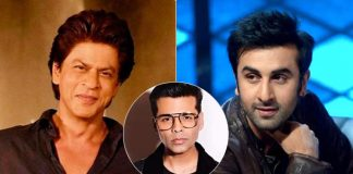 BREAKING! Shah Rukh Khan & Ranbir Kapoor To Unite For A Karan Johar Film!