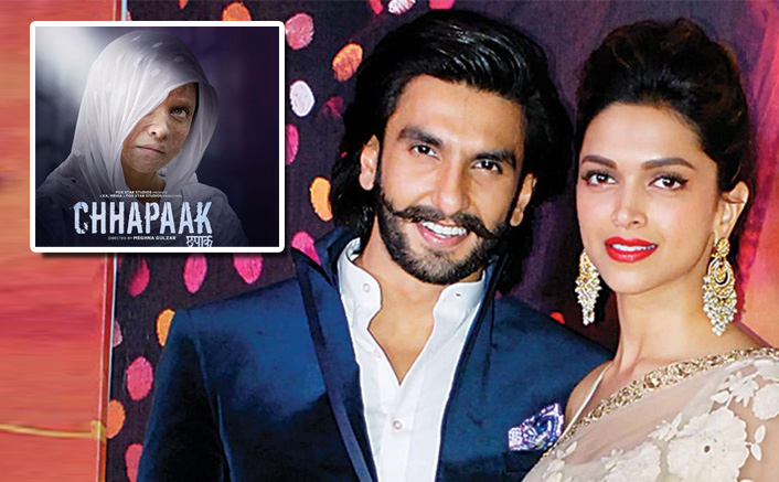 Chhapaak: Ranveer Singh Can't Stop Gushing Over Deepika Padukone's Performance; Calls Her The Soul Of The Film