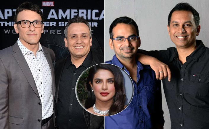 Citadel: Not Just Priyanka Chopra But Stree Writers Raj & DK Are Also A Part Of The Russo Brothers' Project