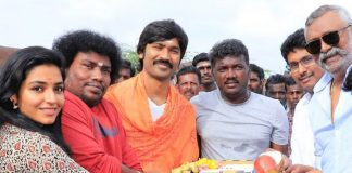 #D41 Dhanush's Next Gets Titled As 'Karnan'; Action Drama Goes On Floors