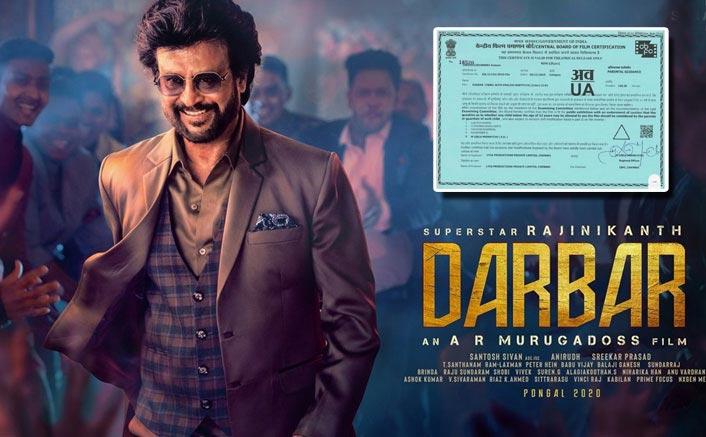 Darbar Update: Rajinikanth's Pongal Release Gets U/A Certificate From CBFC