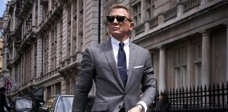 Daniel Craig's 'very emotional' goodbye to James Bond series