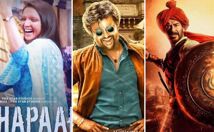 Darbar Box Office Day 1: Rajinikanth Starrer's Opening Is More Than The Collective Day 1 Business Of Tanhaji: The Unsung Warrior & Chhapaak