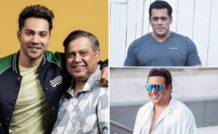 Varun Dhawan Makes A HUGE Revelation On Films With David Dhawan & It Has A Salman Khan, Govinda Connection