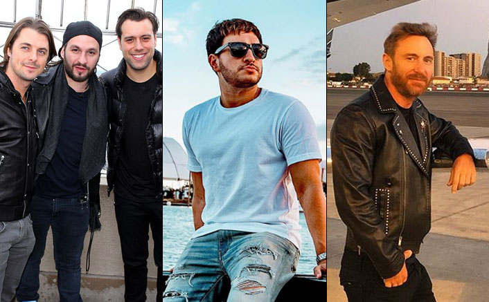 "DJ Jonas Blue: ""Ended Up Becoming A DJ Because Of David Guetta & Swedish House Mafia"""
