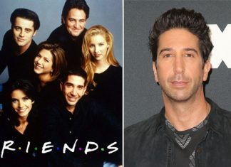 David Schwimmer on 'Friends' reunion: Don't think it's possible