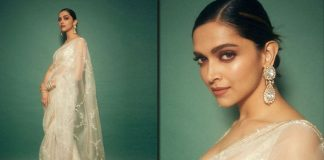 Deepika Padukone's Sheer White Sabyasachi Saree Is The Perfect Outfit To Surprise Your Hubby This Valentines