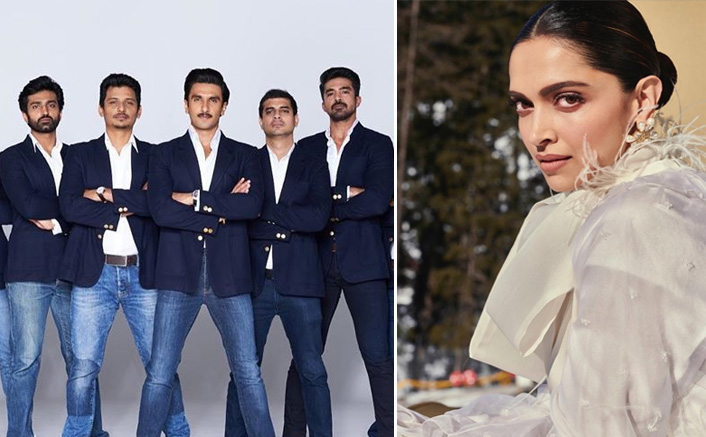 Deepika Padukone's Instructions To Ranveer Singh Reminds Of Every Husband-Wife's Fun Banter