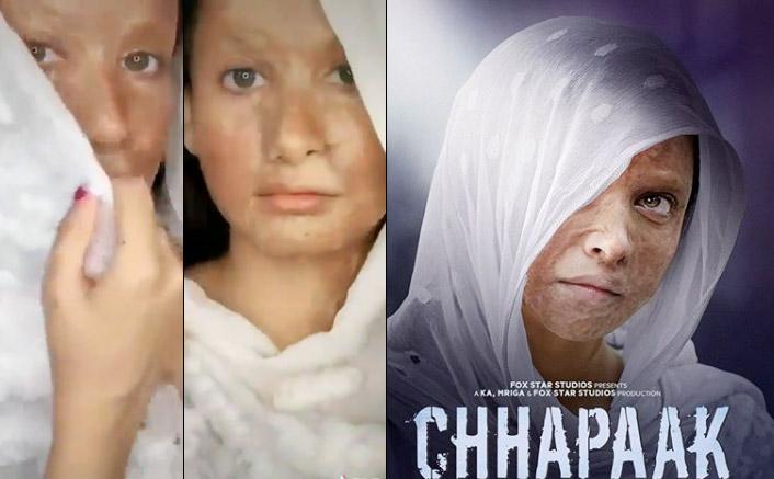 Deepika Padukone Mercilessly Trolled For Turning Chhapaak Look Into A TikTok Challenge; See Tweets