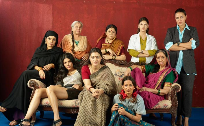 Devi First Look! Kajol, Neha Dhupia, Shruti Haasan Join Forces With A Bunch Of Talented Actresses For This Short Film
