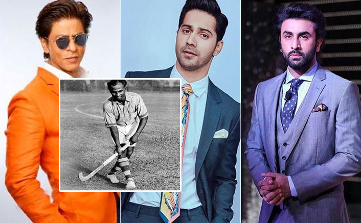 Dhyan Chand Biopic: Shah Rukh Khan, Varun Dhawan, Ranbir Kapoor - Who Will Essay The Role Of The Olympic Gold Medalist?