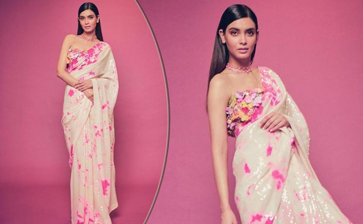 Diana Penty raises the fashion bar in a saree!