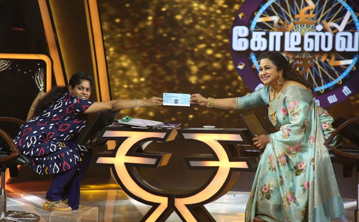 Kaun Banega Crorepati Tamil: Differently-Abled Kousalya Kharthika Becomes Crorepati!